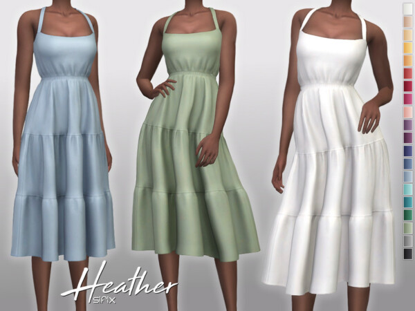 Heather Dress by Sifix from TSR