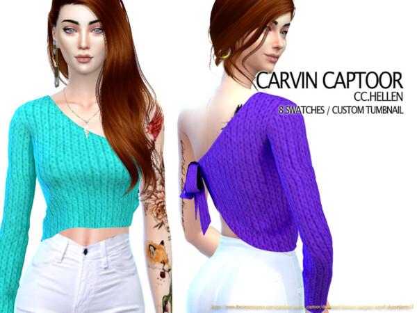 Hellen Sweater