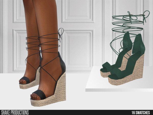 610 High Heels by ShakeProductions from TSR