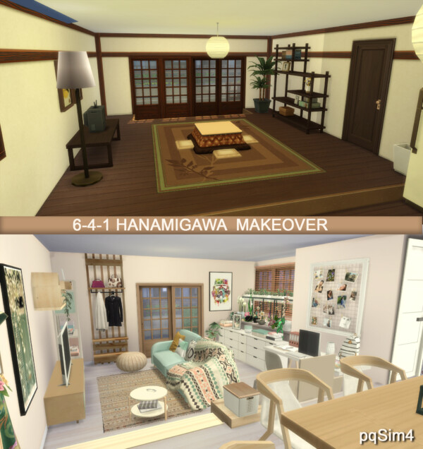 House Makeover from PQSims4