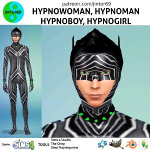 HypnoMan suits