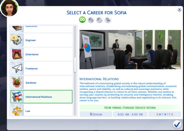 International Relations by adeepindigo from Mod The Sims