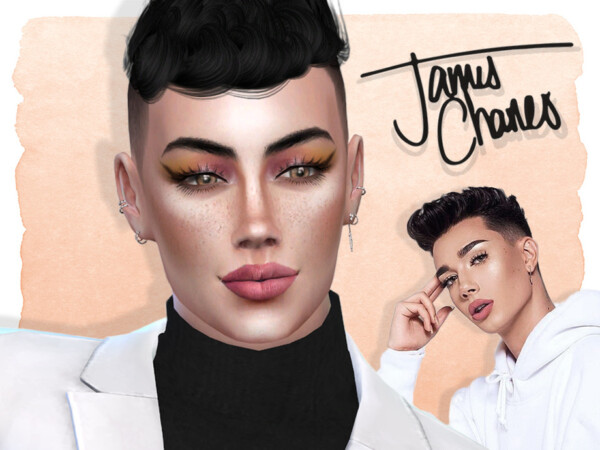 James Charles by Jolea from TSR
