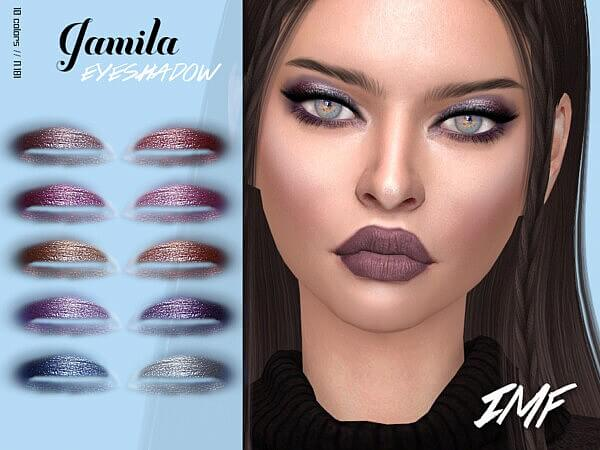Jamila Eyeshadow N.181