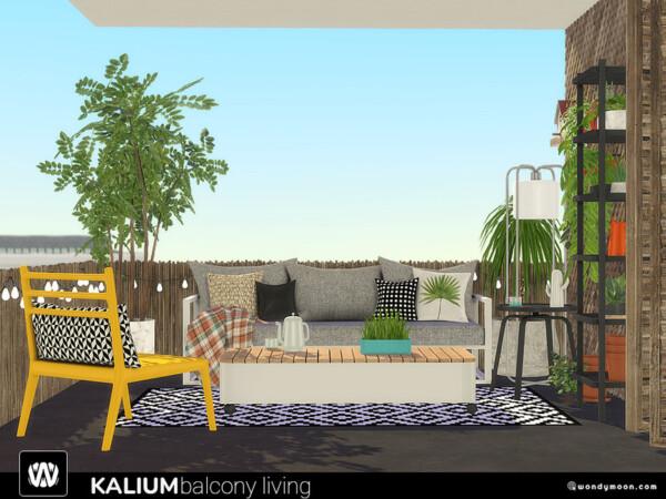 Kalium Balcony Living by wondymoon from TSR
