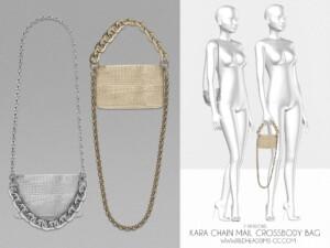 Kara Cross Body Bag
