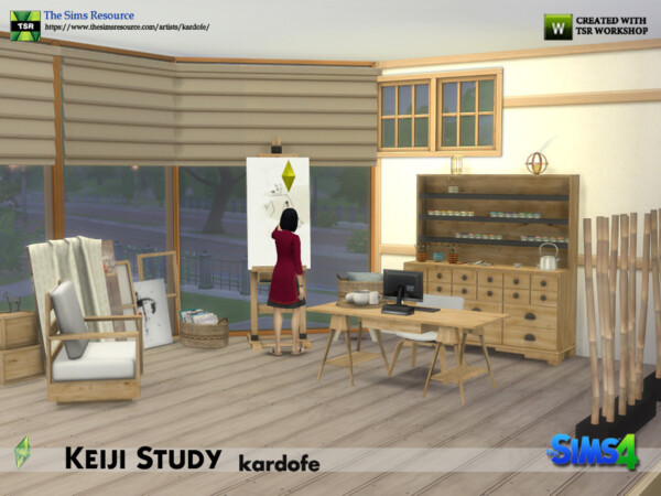 Keiji Study by kardofe from TSR
