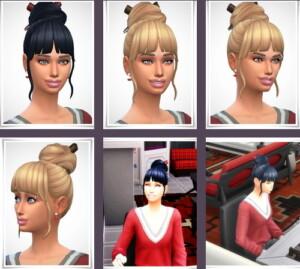 Kiya Hairstyle