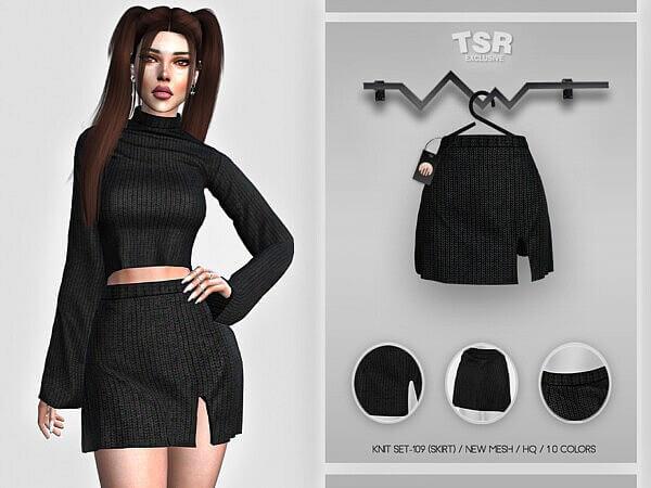 Knit Set 109