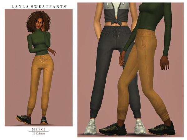 Layla Sweatpants by Merci from TSR