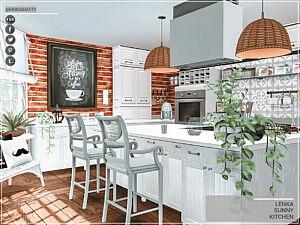 Lenka Sunny Kitchen