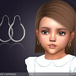 Leona Hoop Earrings