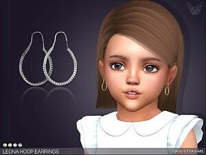 Leona Hoop Earrings1
