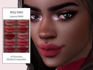 Lipstick NB48