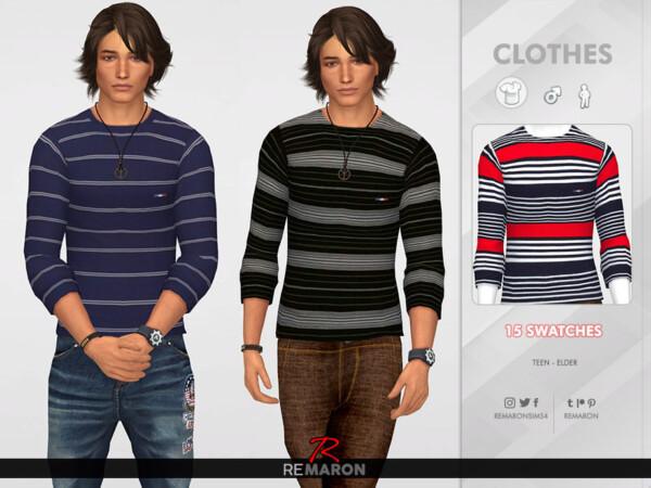 Long Shirt for Men 01