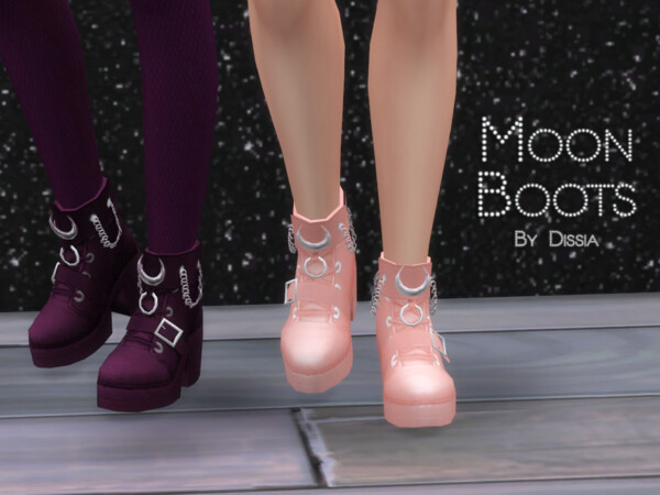 Moon Boots by Dissia from TSR