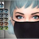 Natural eye colors 11