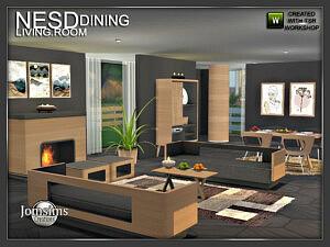 Nesd dining room part 2