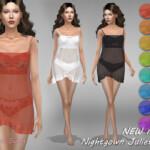 Night Gown Juliette 2