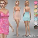 Nightgown Meja 8
