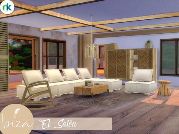 Nikadema Ibiza El Salon