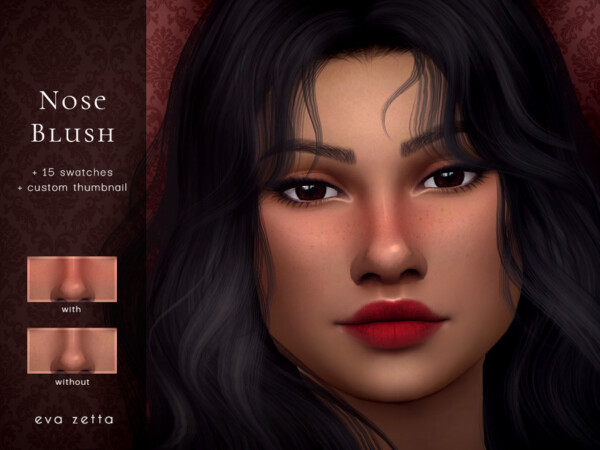 Nose Blush by Eva Zetta from TSR