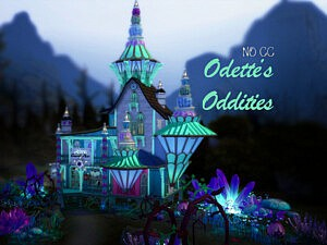 Odettes Oddities
