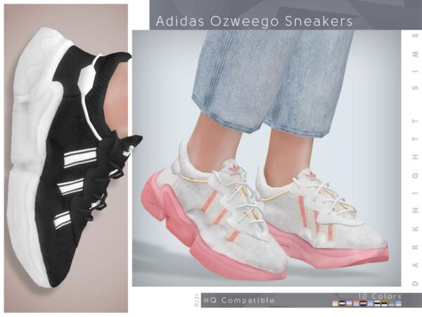 Ozweego Sneakers by DarkNighTt from TSR