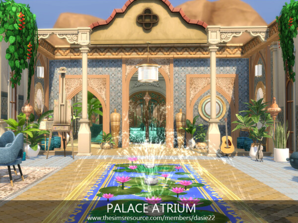 Palace Atrium by dasie2 from TSR