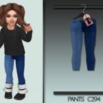 Pants C294