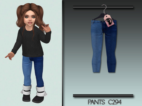 Pants C294 by turksimmer from TSR
