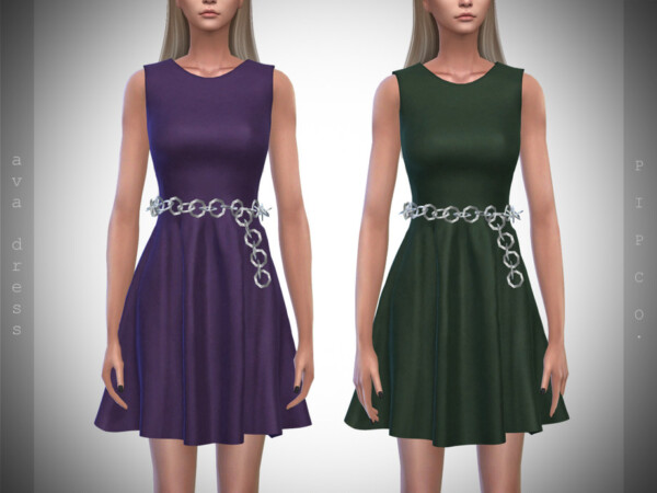 Ava Dress by Pipco from TSR