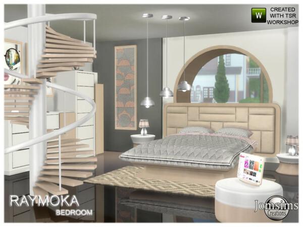 Raymoka bedroom