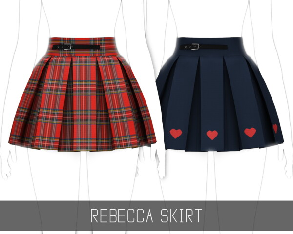 Rebecca Skirt from Simpliciaty