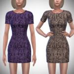 Sable Dress