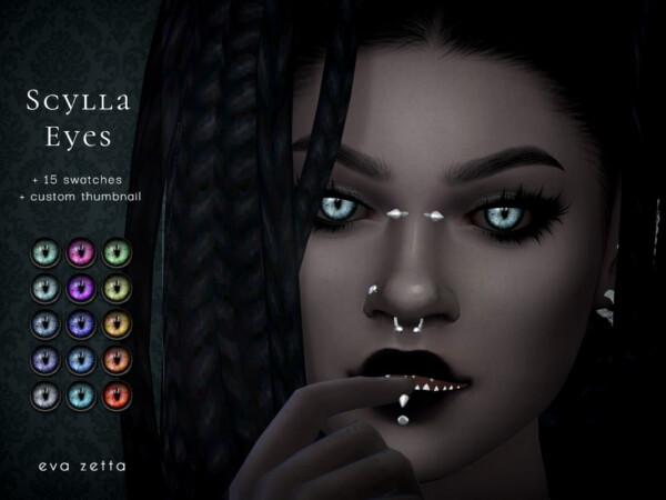 Scylla Eyes by Eva Zetta from TSR