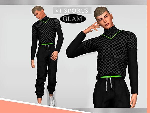 Set M Sportglam