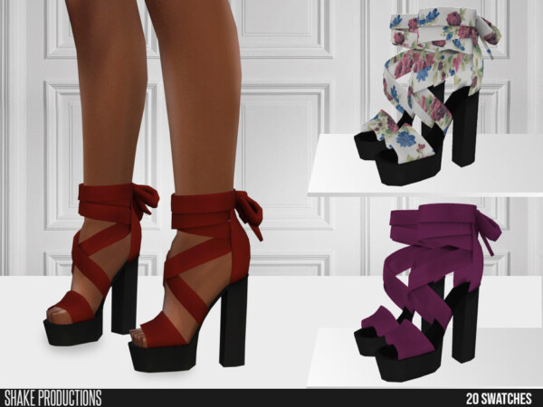 ShakeProductions 609 High Heels