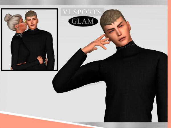 Shirt M Sportsglam I by Viy Sims from TSR