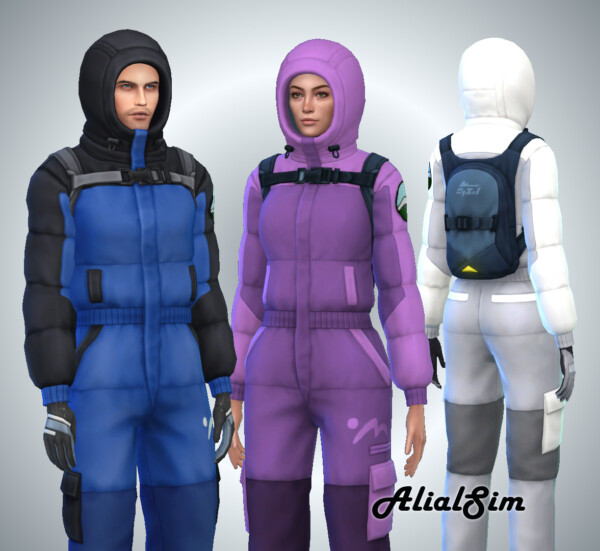 Snowsuite Extreme from Alial Sim