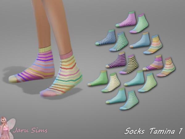 Socks Tamina 1 by Jaru Sims from TSR