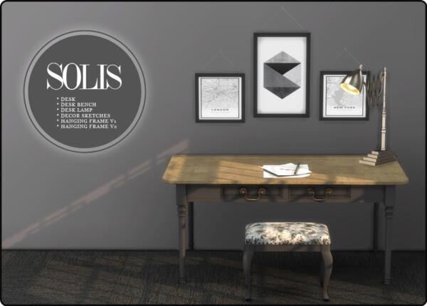 Solis Collection from Leo 4 Sims