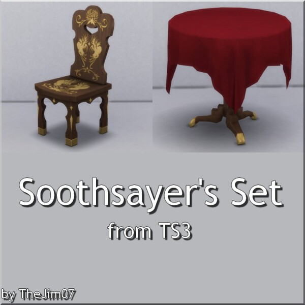Soothsayers Set