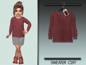 Sweater C297