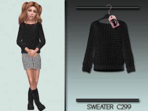 Sweater C299