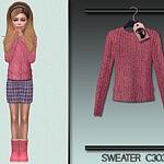 Sweater C303