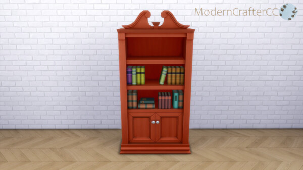 The Colonial Bookworm Recolored from Modern Crafter