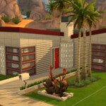 The Palm Springs Mid Century Modern Home