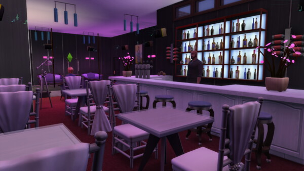 The Unicorns WooHoo Club (NO CC) by Keallow 075 from Mod The Sims