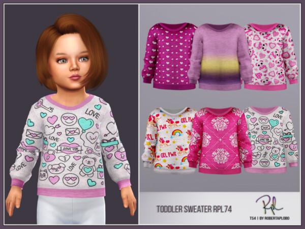 Sweater RPL74 by RobertaPLobo from TSR